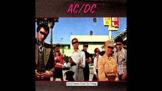 AC/DC - Dirty Deeds Done Dirt Cheap (Lyrics+HQ)