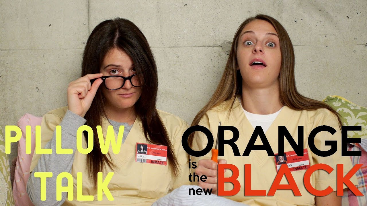 Orange is the New Black - Pillow Talk (Halloween Edition ...