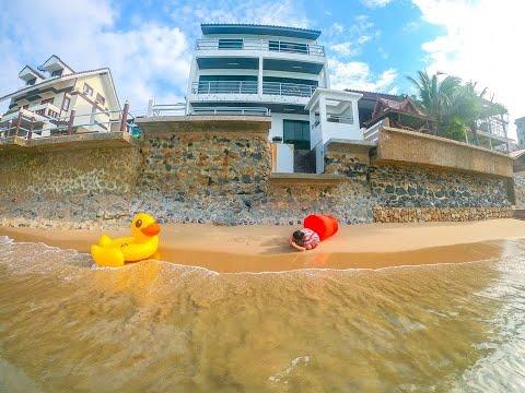 พาชมวิลล่าติดทะเล G-ไลท์เฮ้าส์ ระยอง หาดพลา ราคาไม่แพง!!