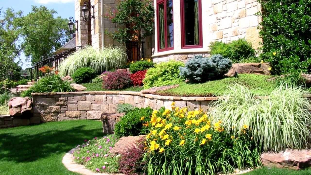 house beautiful garden design Beautiful Landscape Pictures - YouTube
