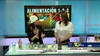 Luz Maria Briseno en el Canal 34 - 2