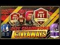 FIFA17 FUT CHAMPIONS & GIVEAWAYS