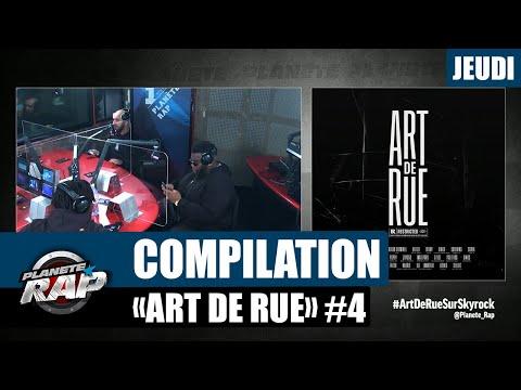 Youtube: Planète Rap – Compilation«Art de Rue» avec Key Largo, Joysad, Leonis… #PlanèteRap