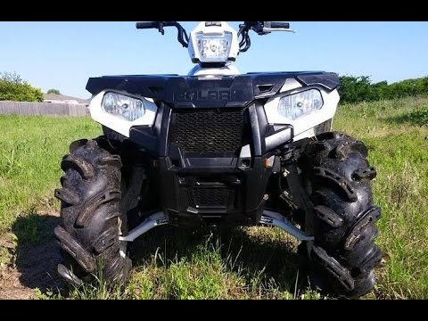 2015 Sportsman 570 with Arched A-Arms