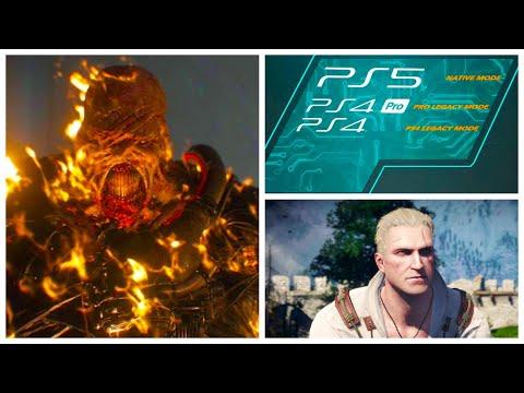 ИГРОНОВОСТИ Sony обманула с мощностью PS 5? Resident Evil 3, Fallout: Sonora, симулятор Геральта