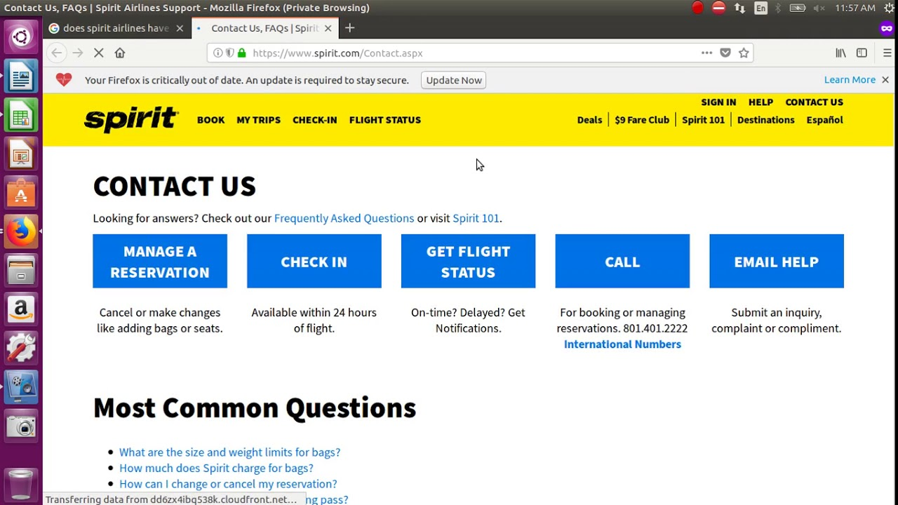 Does Spirit airlines have a Customer Service Phone Number: Find the Answers