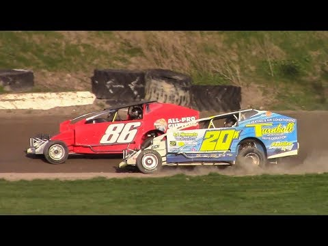 Sportsman Heat One | Genesee Speedway | 5-12-18