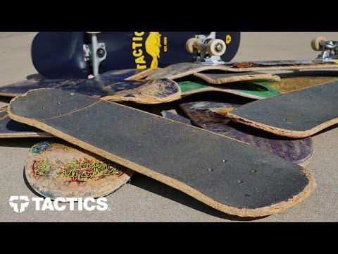 When Should You Get a New Skateboard Deck? | Tactics