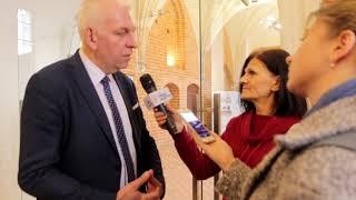 Przedstawiciele regionu partnerskiego Warmii i Mazur na Ukrainie odwiedzili Działdowo