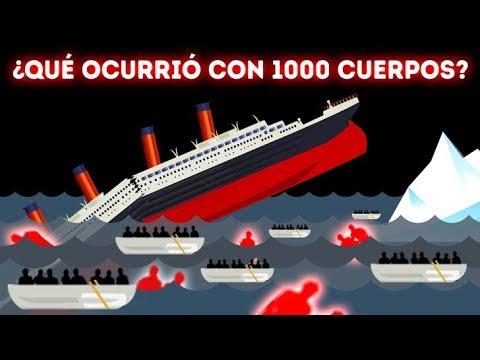 El misterio de los cuerpos desaparecidos del Titanic