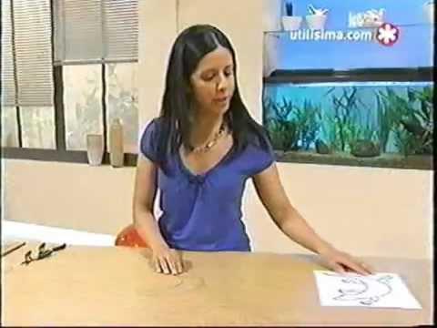 Liliana Cota Hogar Express Iguana De Alambre Youtube