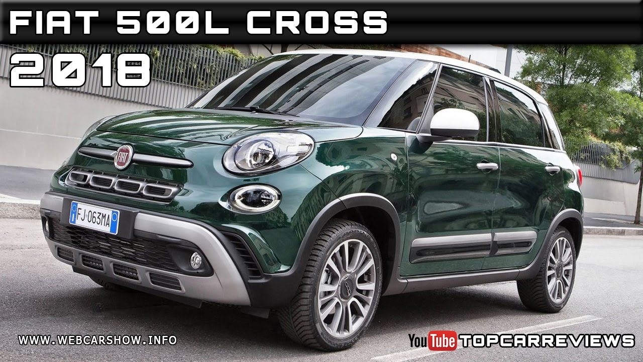 Fiat 500l ground clearance