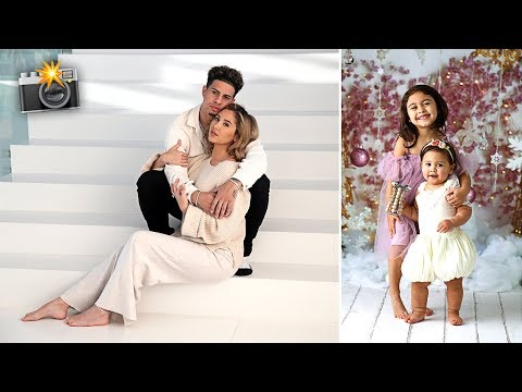 THE ACE FAMILY HOLIDAY PHOTOSHOOT!!! **ADORABLE**