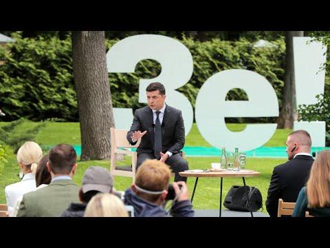 Зеленский. Пресс-конференция | 20.05.20