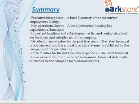 Aarkstore   Tidewater Inc  TDW   Financial and Strategic SWOT Analysis Review