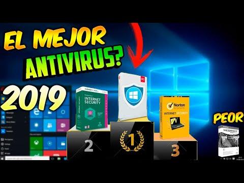Cual Es El MEJOR Y Peor ANTIVIRUS Del 2019 / Resultados REALMENTE EXTRAÑOS!
