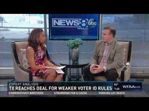 Weaker voter ID rules | Attorney Byron Henry explains live on TV