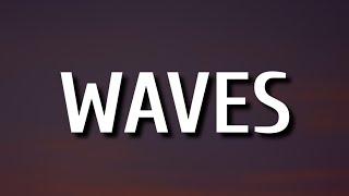 Luke Bryan - Waves (Lyrics)