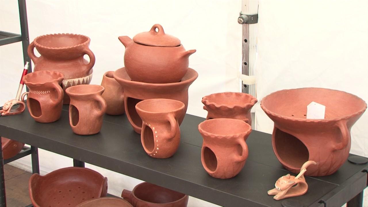 Gran Canaria celebra unas jornadas de artesanía que tienen como fin impulsar este comercio