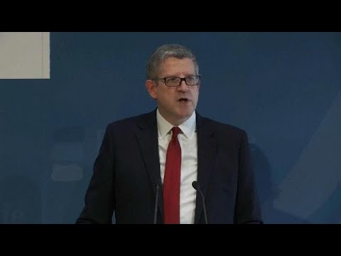 UK's MI5 chief wants greater European cooperation