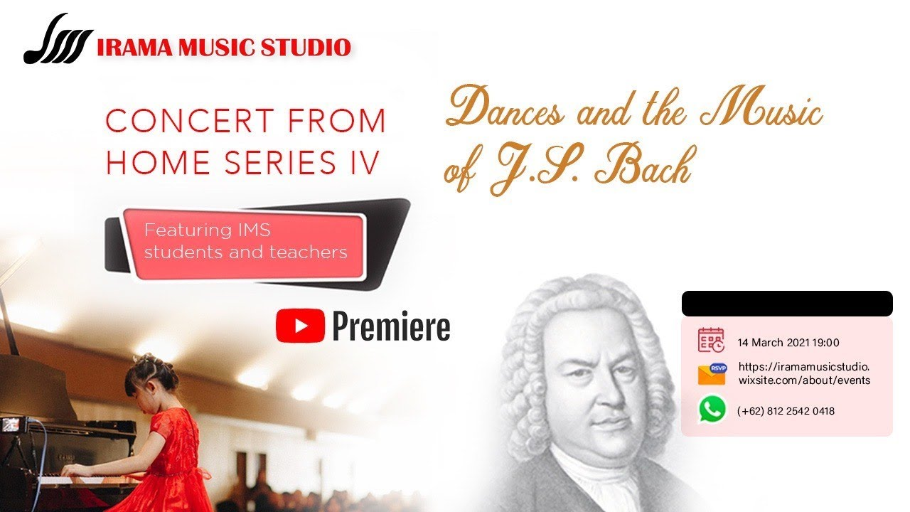 Dance of the Music of J.S.Bach