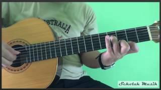 Pamit by Tulus - Tutorial Gitar