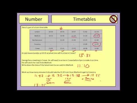 The Algebra Of Timetabling Doovi