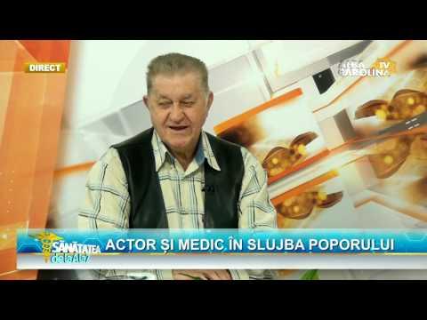 Dorel Visan- Actor și medic în slujba poporului- AlbaCarolinaTV