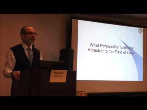 2015 MCLE Spectacular (Plenary): Richard P. Carlton