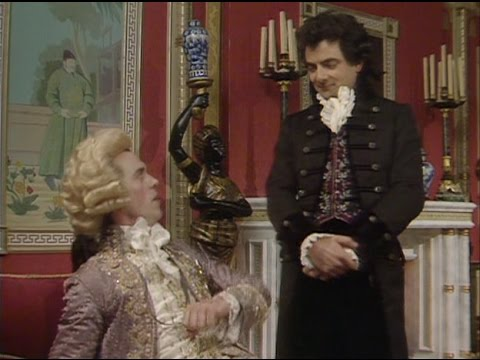 Blackadder ~ Season 03 - E 01 - Dish and Dishonesty