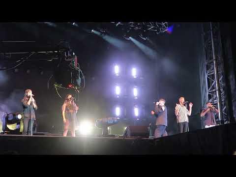 Bohemian Rhapsody - Pentatonix Live - Nebraska State Fair - Grand Island - 8/26/17