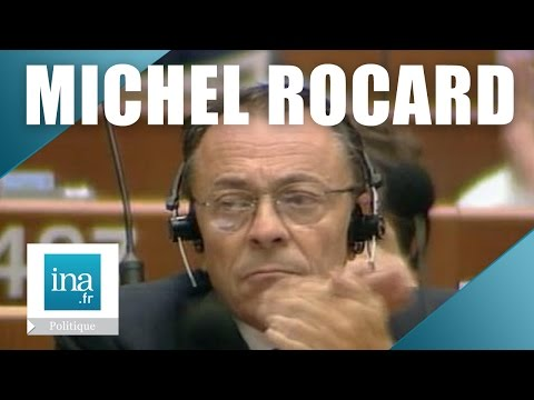 Michel Rocard et les rocardiens | Archive INA