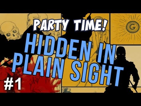 Party Time! - Hidden In Plain Sight - Ninja Party