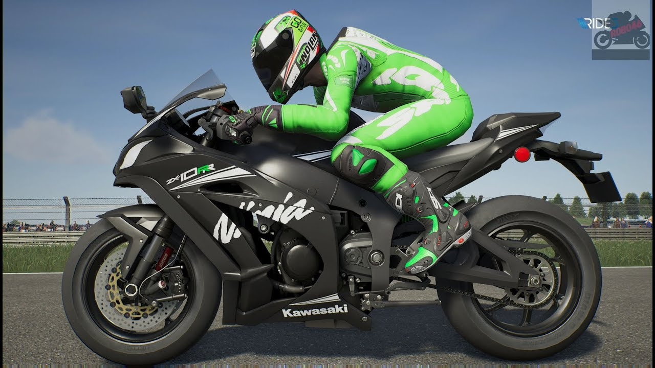 Ride 3 Career Pt 8 History Evolution Of The Kawasaki Zx 10r