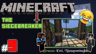 "MINECRAFT Escape: The SIEGEBREAKER z Emi! [9/14] - ""Strażnik portalu"""