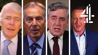A Message From Four Former Prime Ministers | The Last Leg