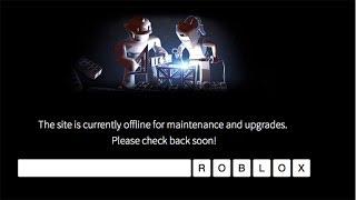 Quand les serveurs Roblox descend