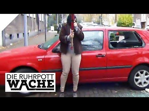 Junges Mädchen in blinder Zerstörungswut | Lara Grünberg | Die Ruhrpottwache | SAT.1 TV