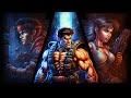 Evolution of Contra Games 1987-2019