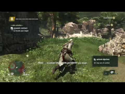 Assassin's Creed Black Flag IV Kingston Assassin's Contract The Guard Post