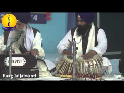 Jawaddi Taksal : Raag Jaijaiwanti : Bhai Balbir Singh ji  : AGSS 2014