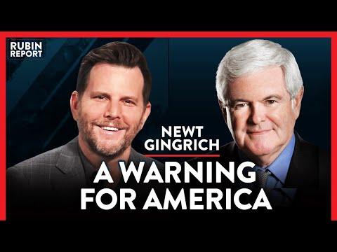 Democrat Fixes To America's Problems Are Making It Worse | Newt Gingrich | POLITICS | Rubin Report