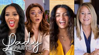 Real Deal of Birth with Camila Alves McConaughey & Angela Simmons | 'Lady Parts' with Sarah Hyland