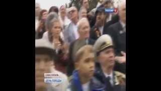 Путин заставил плакать Крымчан