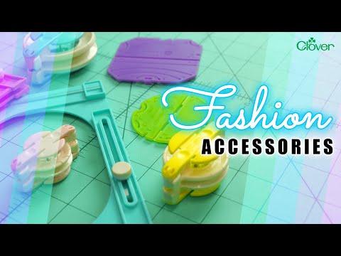 Tool School: Fashion Accessories