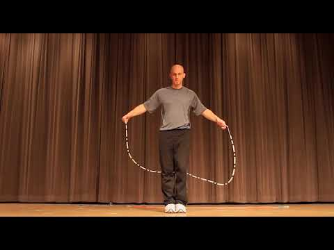 Learn How To Jump Rope With A Guinness World Records Holder - Videokast #44