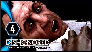 Dishonored Death of the Outsider Gameplay PS4 - Shan Yun