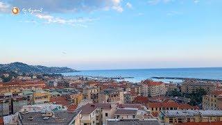 Студия в Санремо с видом на море - Недвижимость в Италии