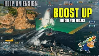 World of Warships Repair Party Tips and Tricks