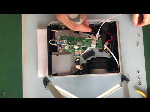 BL126 Clean LCD Dust Video
